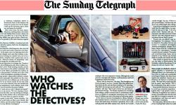 Private Investigator Media articles